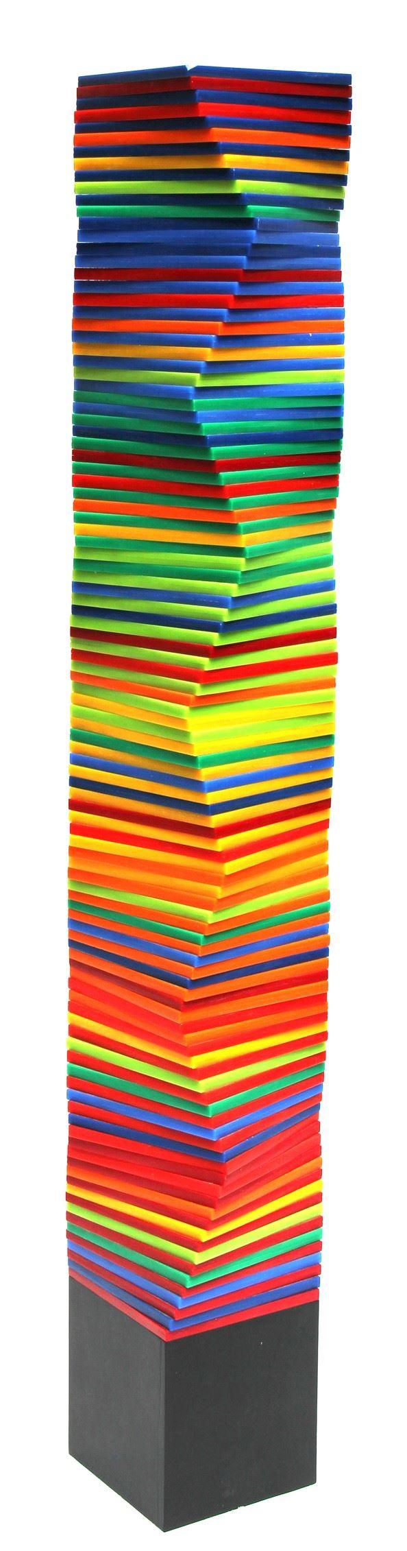 Francisco SOBRINO - Colonna colorata