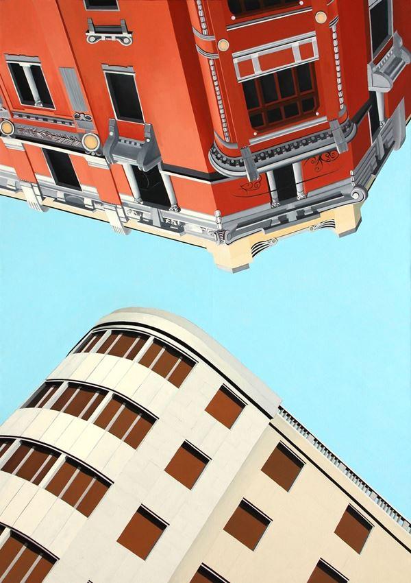 Marco PETRUS - Upside down 1